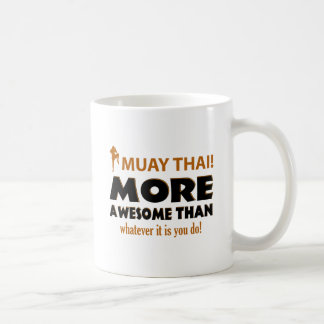 Mug Ietms thaïlandais de cadeau d'arts martiaux de