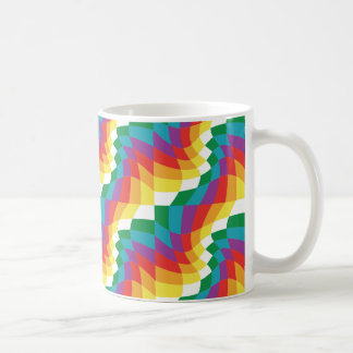 Mug Il effiloche fou de couleurs