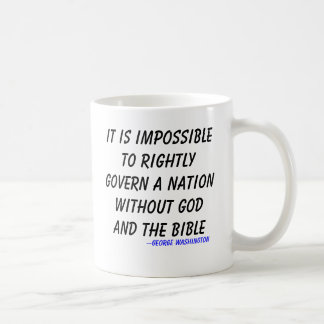 Mug Il est impossible de régir correctement un esprit