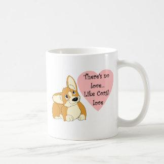 Mug Il n'y a aucun amour…