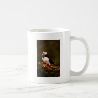 Mug Île animale d'Océan atlantique de faune d'oiseau
