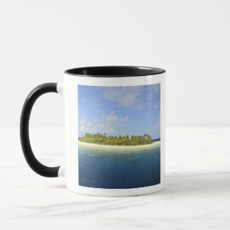 Mug Île de Baughagello, atoll du sud de Huvadhoo, 3
