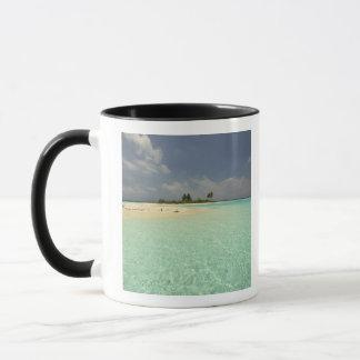 Mug Île de Mathidhoo, Huvadhoo inhabité et du nord