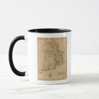 Mug Île de Rhode 10