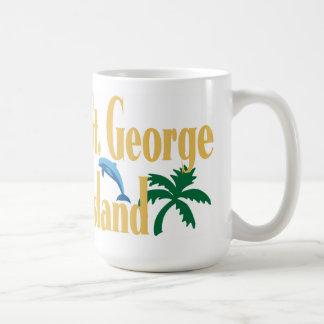 Mug Île la Floride de St George