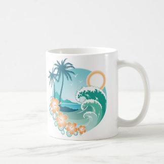 Mug Île tropicale