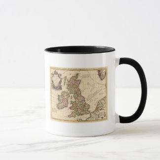Mug Îles britanniques, Angleterre, Irlande