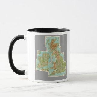 Mug Îles britanniques composées