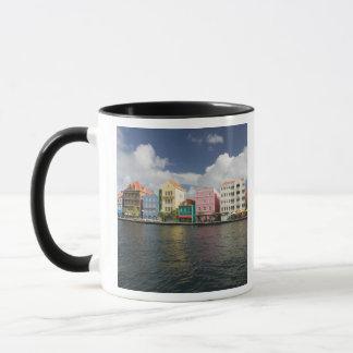 Mug Îles d'ABC, CURAÇAO, Willemstad : Harborfront