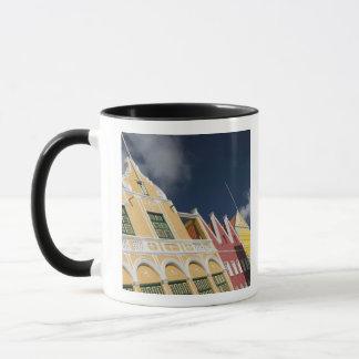 Mug Îles d'ABC, CURAÇAO, Willemstad : Punda