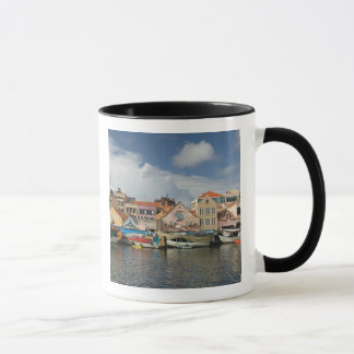 Mug Îles d'ABC, CURAÇAO, Willemstad : Punda,