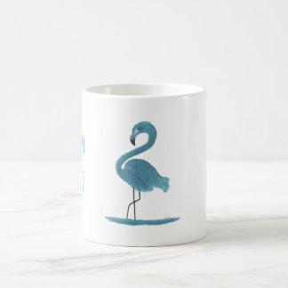 Mug Illustration de flamant - île la Floride de