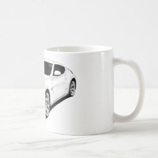 Mug Illustration de Nissan 370Z