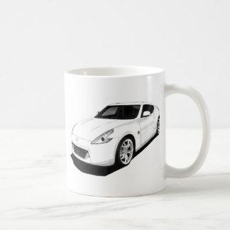 Mug Illustration de Nissan 370Z
