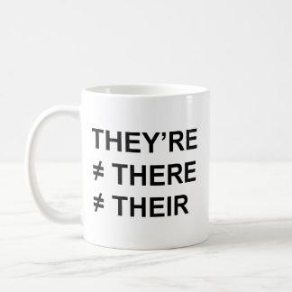 Mug Ils ne sont pas là