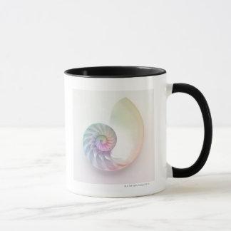 Mug Image colorée artistique de nautilus