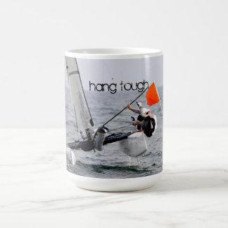 Mug Image de catamaran de navigation de concurrence