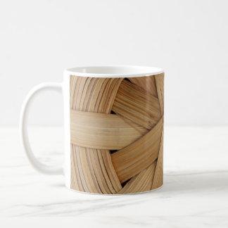Mug Image de modèle de panier