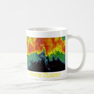 Mug Image de radar de chasseur de tempête