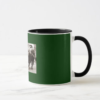 Mug Image de Wall Street Taureau