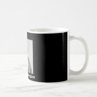 Mug Image noire et blanche de Frederick Douglass