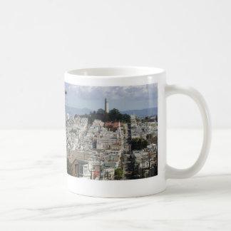 Mug Image pittoresque de tour de Coit