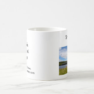 Mug IMG_2426, Stillwater, manganèse, la rivière de