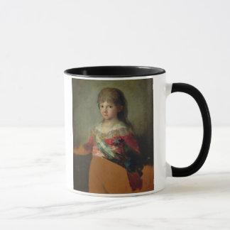 Mug Infante Don Francisco de Paula Antonio, 1800 (