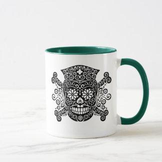Mug Infirmière antique de pirate