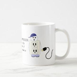 Mug Ingénieur électrique