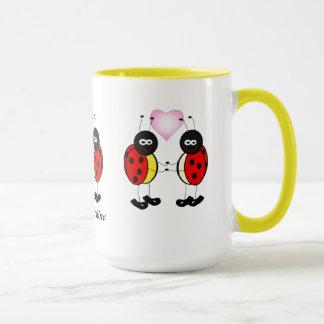 Mug Insectes d'amour