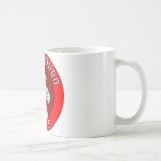 Mug insigne 1 de type du Taekwondo