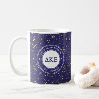 Mug Insigne de l'epsilon | de Kappa de delta