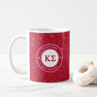 Mug Insigne du sigma | de Kappa