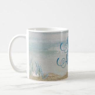 Mug inspiration de bord de la mer