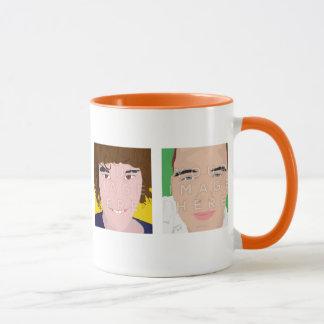 Mug Instagram 4 conceptions faites sur commande de