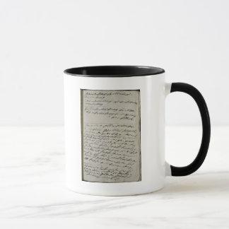 Mug Instructions publiées par Friedrich Wilhelm I