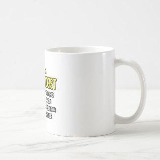 Mug Intelligence supérieure de psychologue…