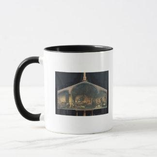 Mug Intérieur de la forge chez Fourchambault