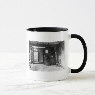 Mug Intérieur de la maison de Johann Sebastian Bach