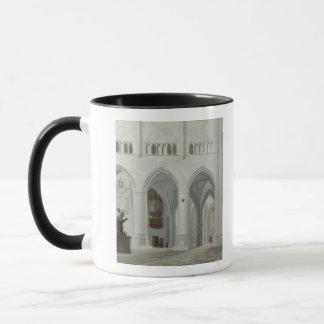 Mug Intérieur de l'église de St Bavo, Haarlem