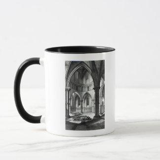 Mug Intérieur de l'église de temple