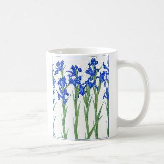 Mug Iris bleu