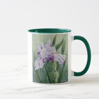 Mug Iris de 0440 pourpres