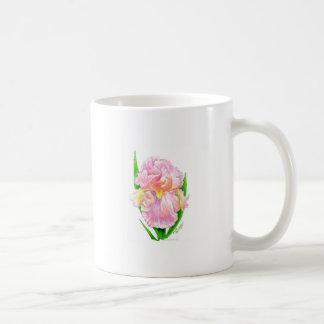 Mug Iris rose