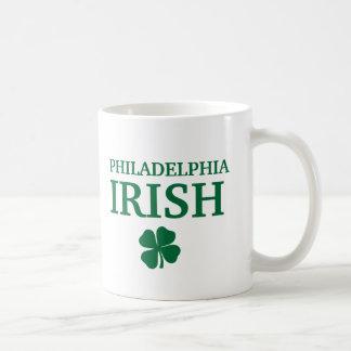 Mug IRLANDAIS de PHILADELPHIE fier ! Le jour de St