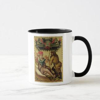 Mug Isaac et Esau du haut autel