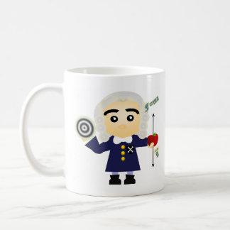 Mug Isaac Newton