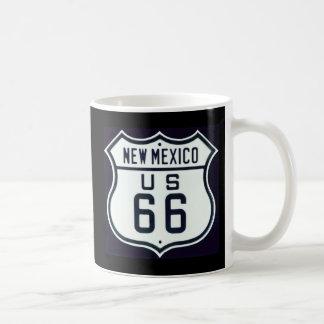 Mug Itinéraire 66 Nouveau Mexique