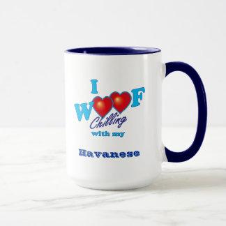 Mug J'aboie Havanese